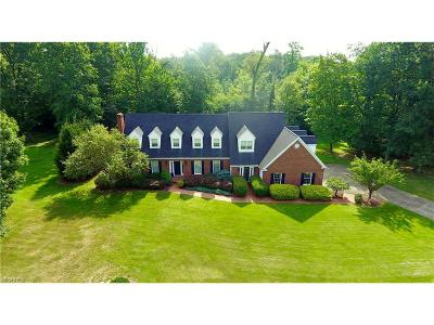 Canfield Single Family Home For Sale: 5455 Woodland Pl