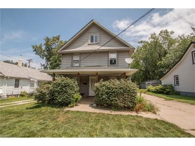 Wickliffe Single Family Home For Sale: 1433 East 289th St