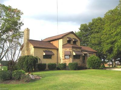 Litchfield Single Family Home For Sale: 8283 Norwalk Rd