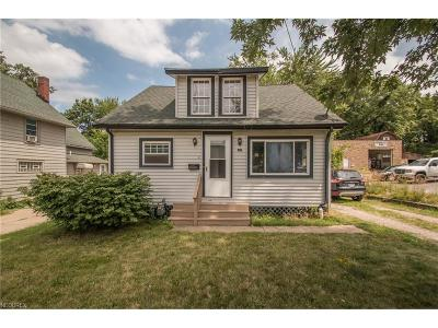 Wickliffe Single Family Home For Sale: 1437 East 289th St