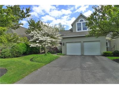 Bratenahl Condo/Townhouse For Sale: 54 Haskell Dr