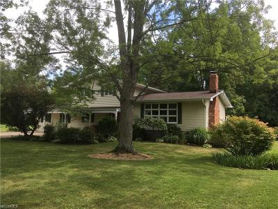 Painesville Township Single Family Home For Sale: 181 Hickory Hill Rd