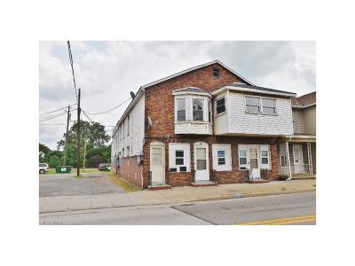 Multi Family Home For Sale: 111 Market St