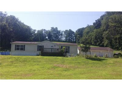 Single Family Home For Sale: 8040 Arrow Rd