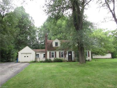 Boardman Single Family Home For Sale: 795 Glen Park Rd