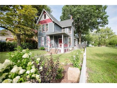 Single Family Home For Sale: 2963 Scranton Rd
