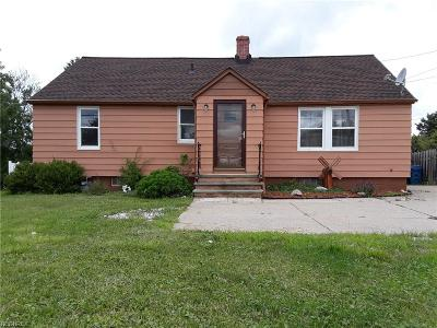 Parma Single Family Home For Sale: 7316 Broadview Rd