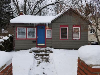 Painesville Single Family Home For Sale: 624 West Jackson St