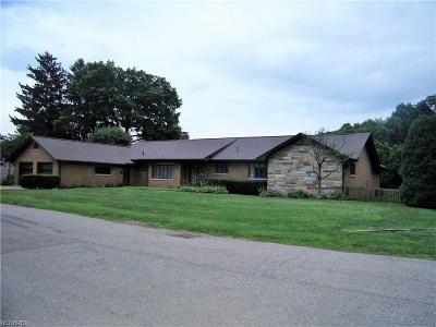 Single Family Home For Sale: 125 Squires Lane