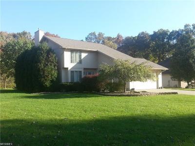 Girard Single Family Home For Sale: 2181 Oakwood St