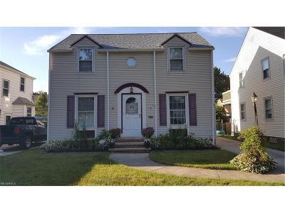 Cleveland Single Family Home For Sale: 17804 Ponciana Ave
