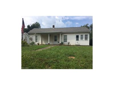 Muskingum County Single Family Home For Sale: 2319 East Pike