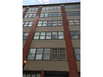 Cleveland Condo/Townhouse For Sale: 1260 West 4th St #603