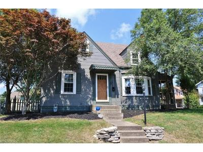 Zanesville Single Family Home For Sale: 1969 Euclid Ave
