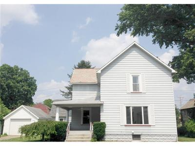 Single Family Home For Sale: 118 Fifth St Northeast