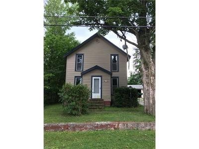 Garrettsville Single Family Home For Sale: 8028 French St
