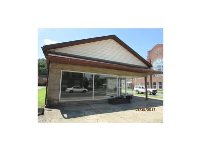 Muskingum County Commercial For Sale: 901 Putnam Ave