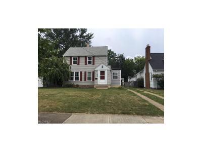 Rocky River Single Family Home For Sale: 2778 Gasser Blvd