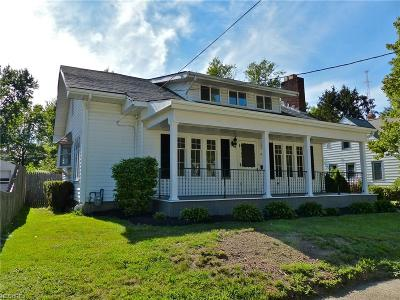 Wickliffe Single Family Home For Sale: 1764 Harding Dr