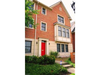 Shaker Heights Condo/Townhouse For Sale: 20068 Chagrin Blvd