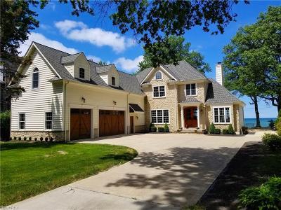 Avon Lake Single Family Home For Sale: 33290 Lake Rd