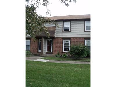Licking County Condo/Townhouse For Sale: 105 Price Rd
