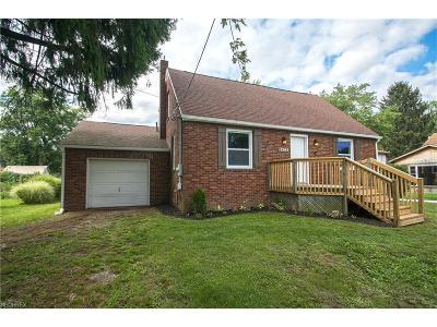 Single Family Home For Sale: 11265 Peachlane St Southeast