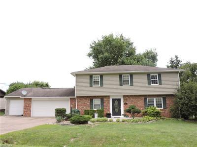 Marietta Single Family Home For Sale: 124 Nolan Cir