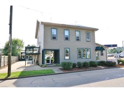 Muskingum County Commercial For Sale: 407 Main St