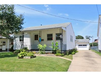 Muskingum County, Morgan County, Perry County, Guernsey County Single Family Home For Sale: 1227 Eppley