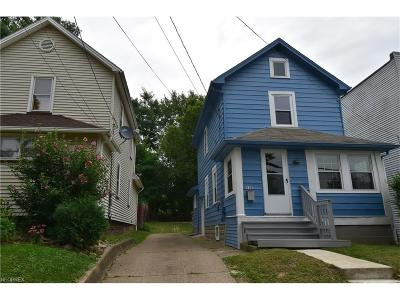 Girard Single Family Home For Sale: 149 South Davis St