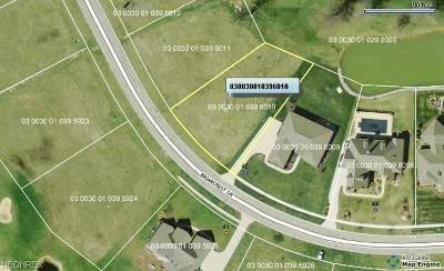 Huron County Residential Lots & Land For Sale: 40 Briarcrest Dr #Lot 82