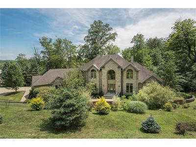 Gates Mills Single Family Home For Sale: 780 Village Trl