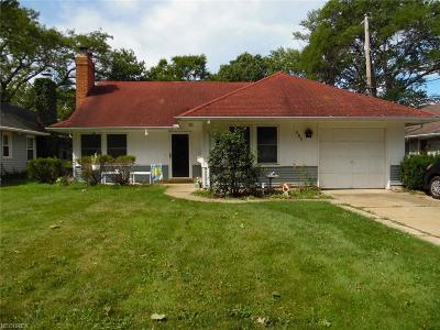 Berea Single Family Home For Sale: 483 Crescent Dr