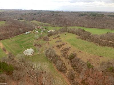 Muskingum County Residential Lots & Land For Sale: 8645 Sugargrove Rd