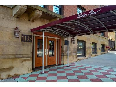Condo/Townhouse For Sale: 1133 West 9th St #607