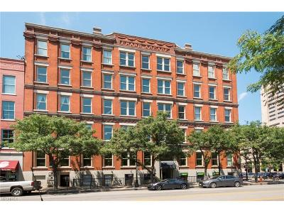 Condo/Townhouse For Sale: 408 West St. Clair Ave #511