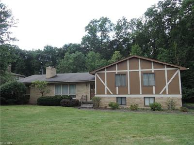 Girard Single Family Home For Sale: 5500 Sampson Dr