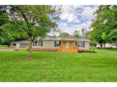 Single Family Home For Sale: 22742 State Route 30
