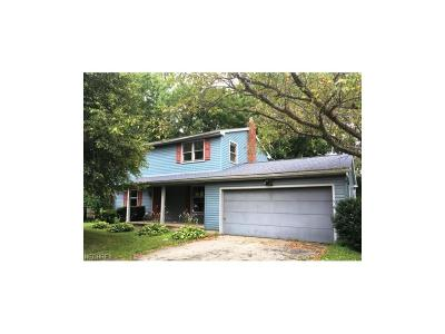 Canfield Single Family Home For Sale: 4342 Timberbrook Dr