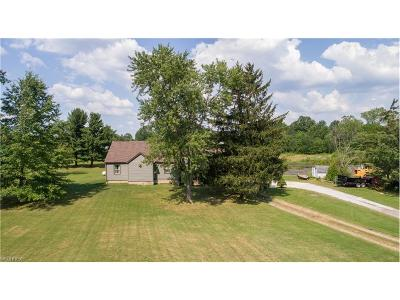 Single Family Home For Sale: 3898 State Route 14