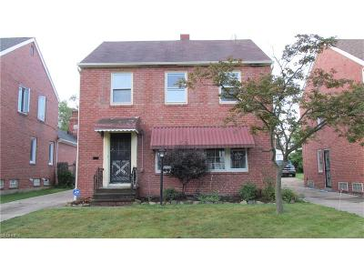 Cleveland Single Family Home For Sale: 17020 Eldamere Ave
