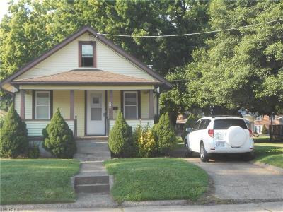 Vienna Single Family Home For Sale: 409 27th St