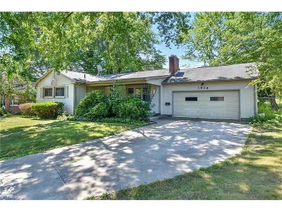 Boardman Single Family Home For Sale: 3916 Loma Vista Dr