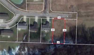 Residential Lots & Land For Sale: King St