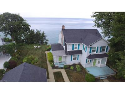 Saybrook Single Family Home For Sale: 4523 Overlook Dr