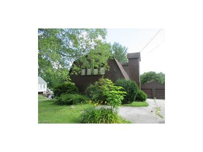Warren Single Family Home For Sale: 400 Champion Ave East