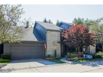 Westlake Condo/Townhouse For Sale: 1075 Stonewood Ct