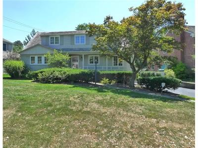 Shaker Heights Single Family Home For Sale: 22276 Douglas Rd