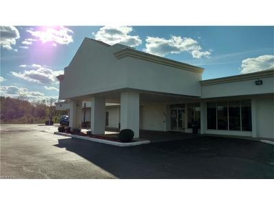 Zanesville Commercial For Sale: East Pike